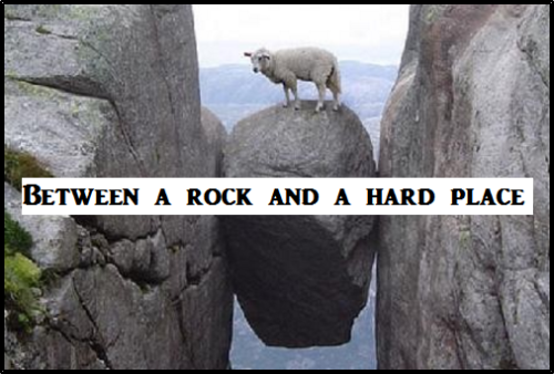 between a rock and a hard place a question of ethics Posts about code of ethics written by dariuszleszczynski between a rock and a hard place science blog on mobile phone radiation and health by dariusz leszczynski.