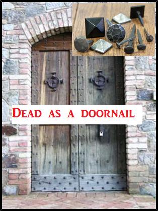 Dead As Door Nail
